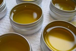 balm medicine tins jars cans